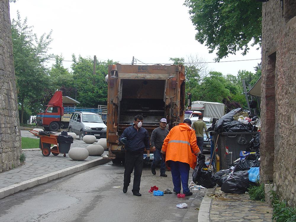 Γιάννενα: Δίνει λύσεις στις υπηρεσίες καθαριότητας ο ΔΗΜΟΣ ΙΩΑΝΝΙΤΩΝ