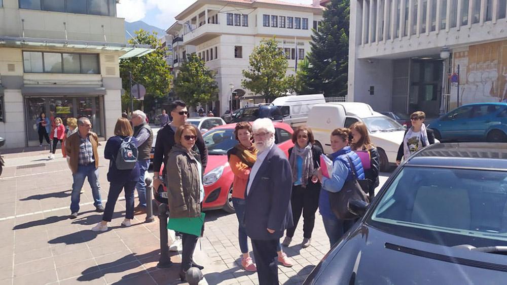 Γιάννενα: Εκκενώθηκε το Δημαρχείο μετά από φάρσα για βόμβα