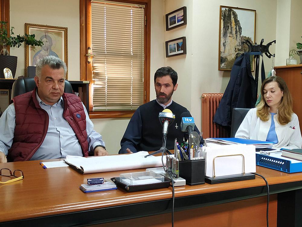 Γιάννενα: Το κέντρο υγείας Ιωαννίνων «Τρέχει» σημαντικές δράσεις ενημέρωσης και πρόληψης