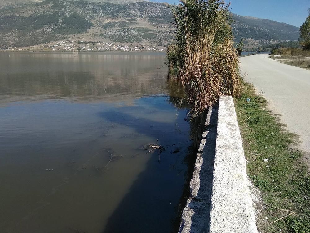 Γιάννενα: ΔΕΥΑΙ-Στο «μικροσκόπιο» τα λύματα που κατέληξαν στη Λίμνη